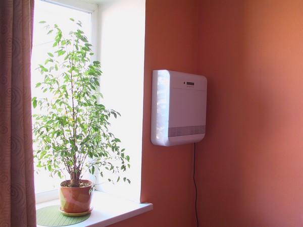 Приточная система вентиляции в Братске
